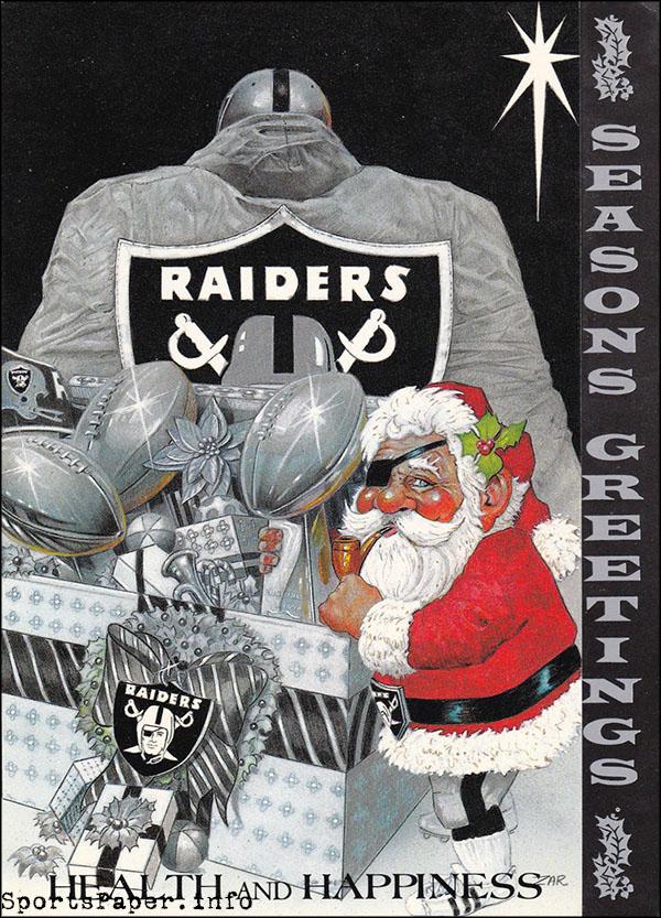 Los Angeles Raiders, 1985