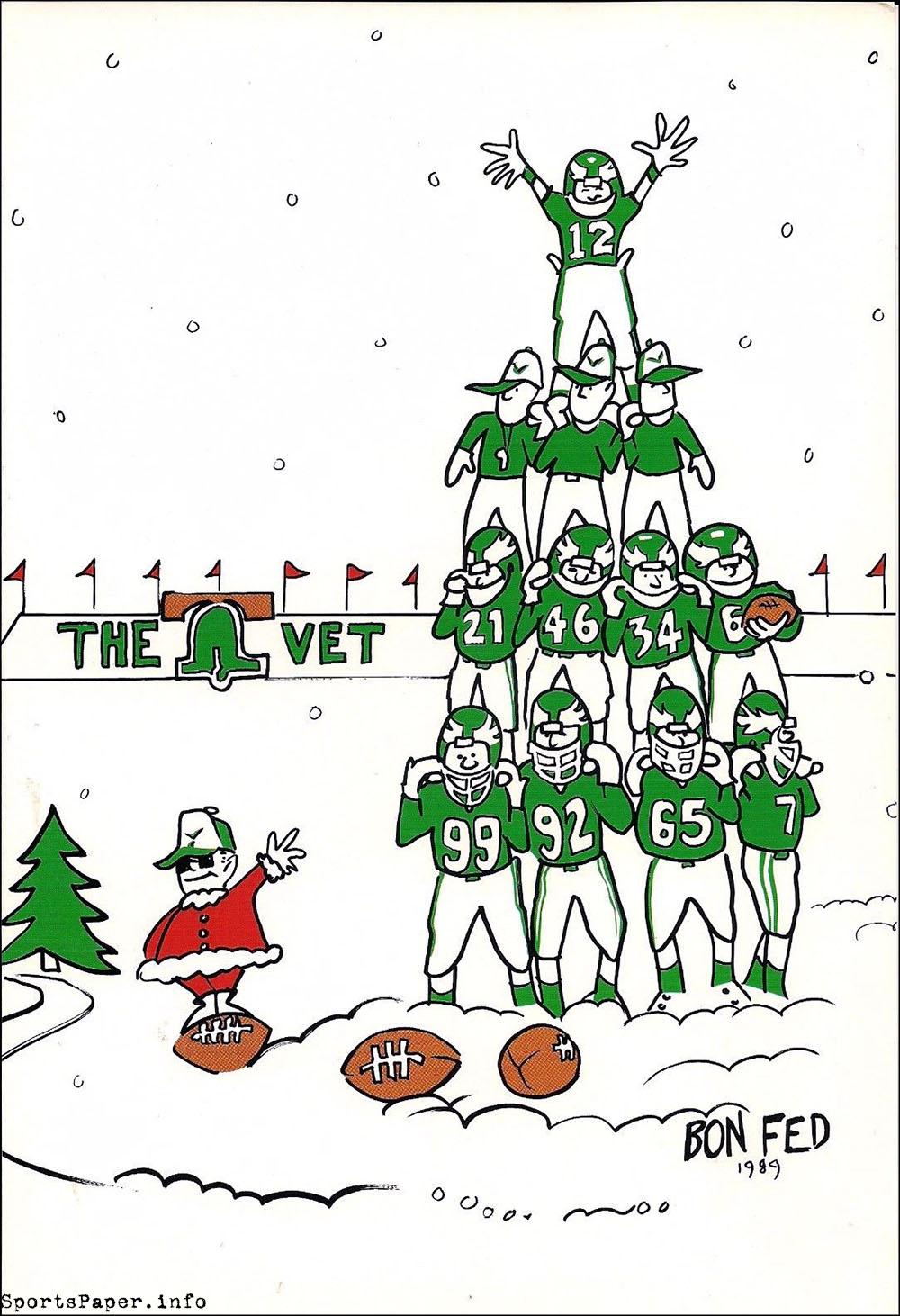Philadelphia Eagles, 1989