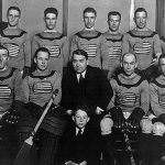 Vintage Photo Wednesday: 1920 U.S. Olympic Hockey Team