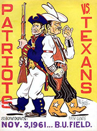 Boston Patriots vs. Dallas Texans (November 3, 1961)