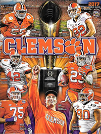 Clemson Tigers (#5) vs. Kent State Golden Flashes