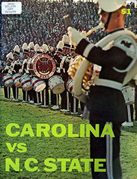 South Carolina Gamecocks vs. NC State Wolfpack (October 11, 1969)