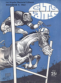 Los Angeles Rams vs. Baltimore Colts (December 9, 1961)