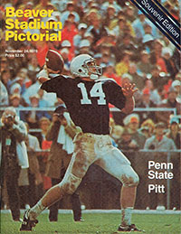 Penn State Nittany Lions (#4) vs. Pittsburgh Panthers (November 24, 1978)