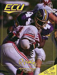 East Carolina Pirates vs. Virginia Tech Hokies (#16) (September 15, 1990)