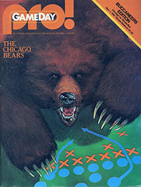 Tampa Bay Buccaneers vs. Chicago Bears (November 1, 1981)