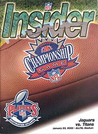 Jacksonville Jaguars vs. Tennessee Titans (January 23, 2000)