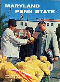 Maryland Terrapins vs. Penn State Nittany Lions (#12) (November 2, 1963)
