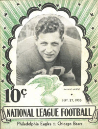 Philadelphia Eagles vs. Chicago Bears (September 27, 1936)