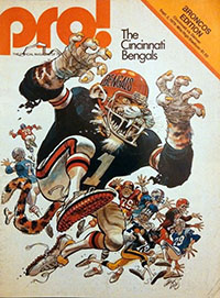 Denver Broncos vs. Cincinnati Bengals (September 2, 1979)