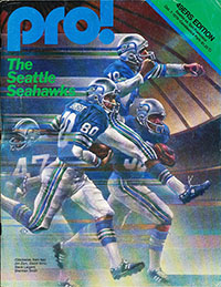 San Francisco 49ers vs. Seattle Seahawks (October 7, 1979)