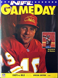 Kansas City Chiefs vs. Buffalo Bills (August 12, 1993)