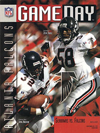 Seattle Seahawks vs. Atlanta Falcons (November 30, 1997)