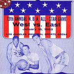 A Gallery of Los Angeles NBA All-Star Game Programs
