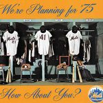 On Schedule: 1975 New York Mets