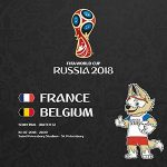 Here Are Your 2018 FIFA World Cup Semifinal Programs
